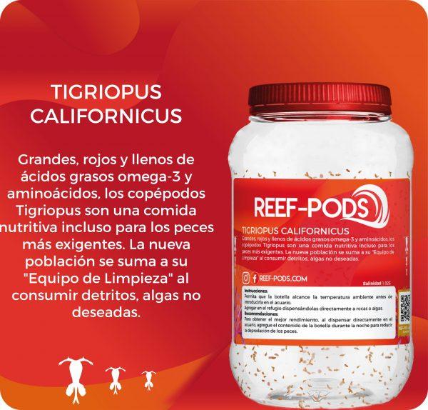 TIGRIOPUS CALIFORNICUS 500ml