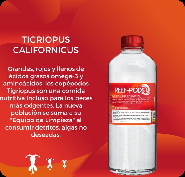 TIGRIOPUS CALIFORNICUS 250ml